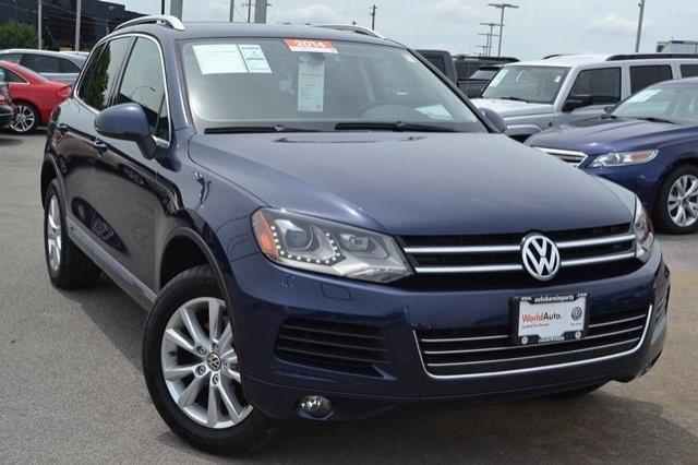 2014 Volkswagen Touareg for sale in Countryside IL