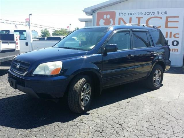 2004 HONDA Pilot for sale in CARROLL OH