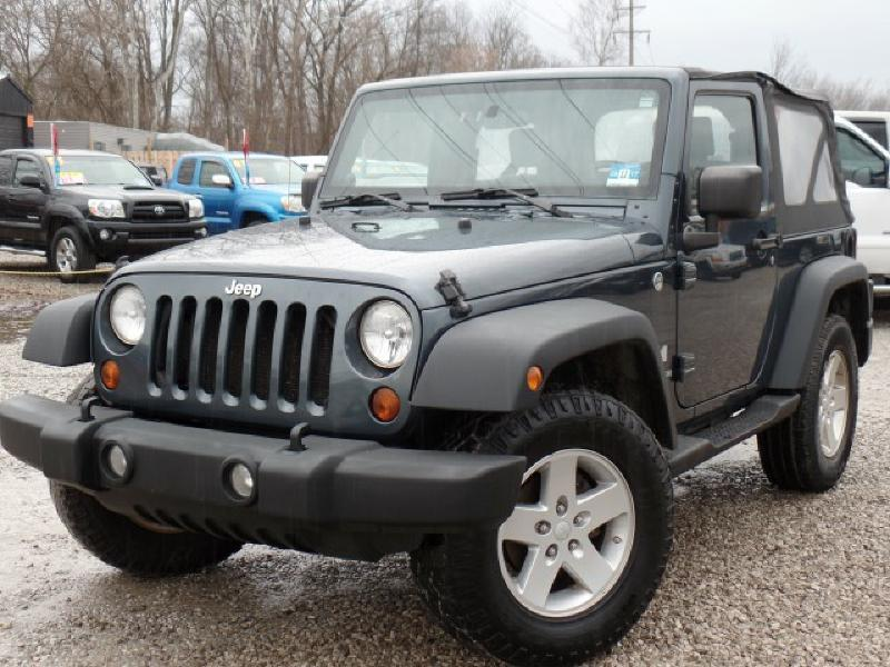 used 2008 jeep wrangler for sale in ohio. Black Bedroom Furniture Sets. Home Design Ideas