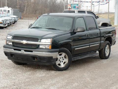 2005 Chevrolet Silverado 1500 for sale in Carroll, OH