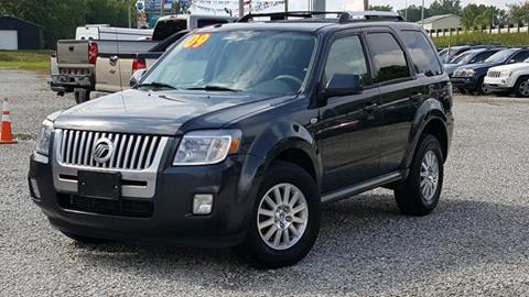 2009 Mercury Mariner for sale in Carroll, OH