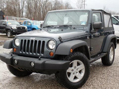 2008 Jeep Wrangler for sale in Carroll, OH