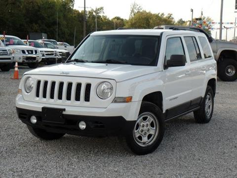 2014 Jeep Patriot for sale in Carroll, OH