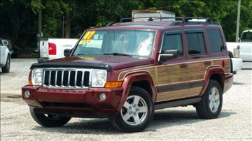2007 Jeep Commander for sale in Carroll, OH