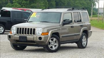 2006 Jeep Commander for sale in Carroll, OH
