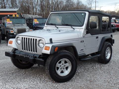 2006 Jeep Wrangler for sale in Carroll, OH