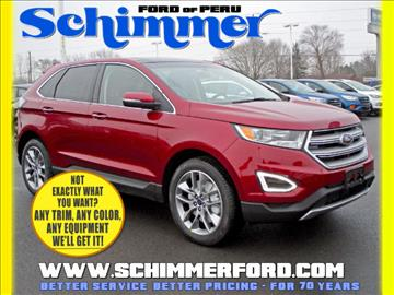 Ford Edge For Sale Clearwater Fl Carsforsale Com