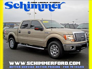 2012 Ford F 150 For Sale
