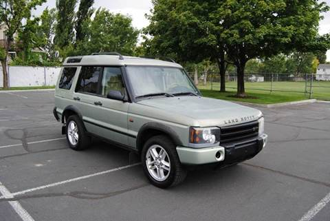 2003 Land Rover Discovery for sale in Orem, UT