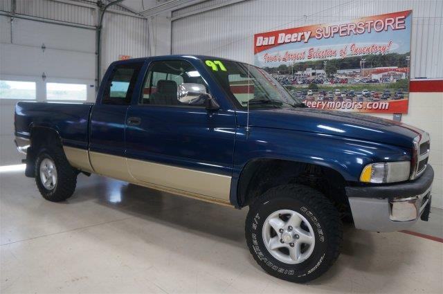 1997 dodge ram pickup 1500 for sale in cedar falls ia for Dan deery motors used cars