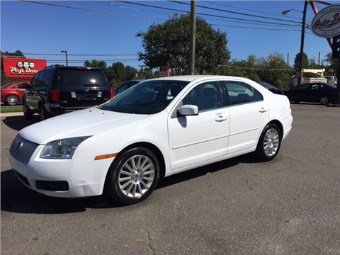 2009 Mercury Milan for sale in Charlotte, NC