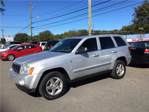 2005 Jeep Grand Cherokee for sale in Charlotte, NC
