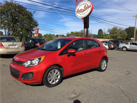 2013 Kia Rio5 for sale in Charlotte, NC