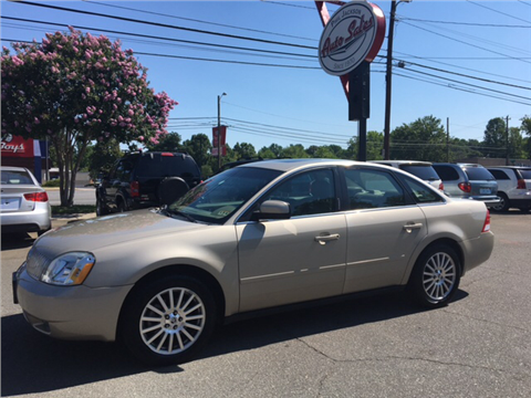 2005 Mercury Montego for sale in Charlotte, NC