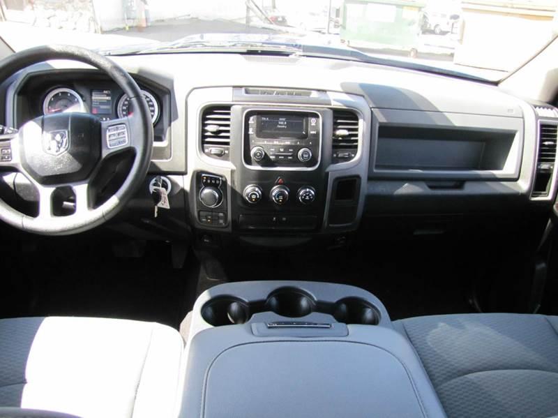 2014 RAM Ram Pickup 1500 Express 4x4 4dr Quad Cab 6.3 ft. SB Pickup - Oakdale MN