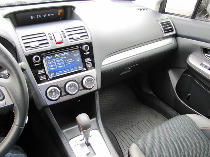 2016 Subaru Crosstrek 2.0i Premium AWD 4dr Crossover CVT - Oakdale MN