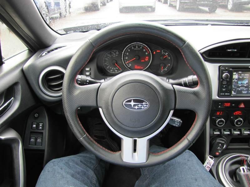 2013 Subaru BRZ Limited 2dr Coupe 6M - Oakdale MN