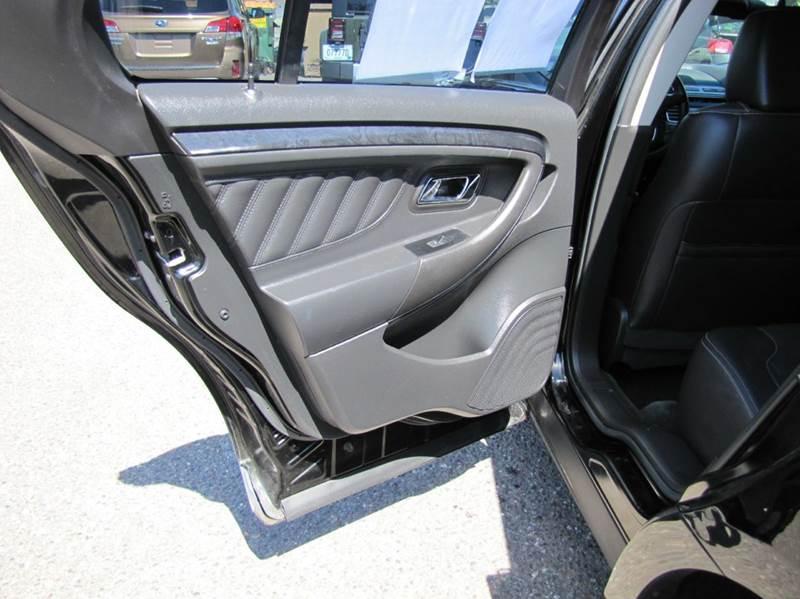 2012 Ford Taurus Limited 4dr Sedan - Oakdale MN