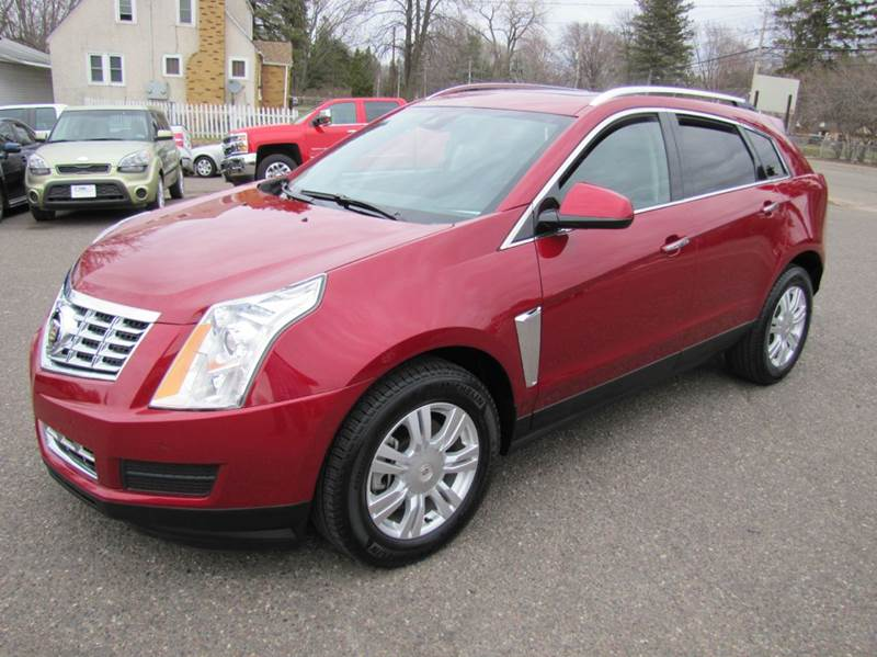 2014 Cadillac SRX Luxury Collection AWD 4dr SUV - Oakdale MN