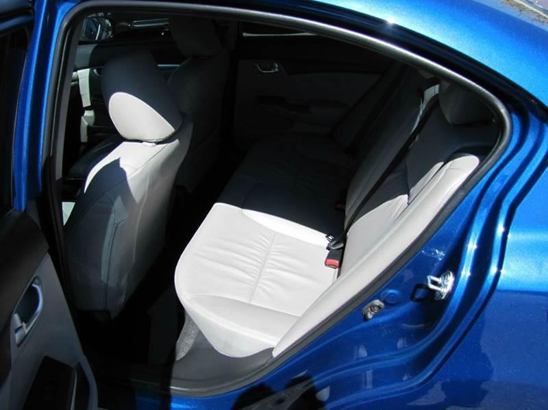 2015 Honda Civic EX-L 4dr Sedan - Oakdale MN