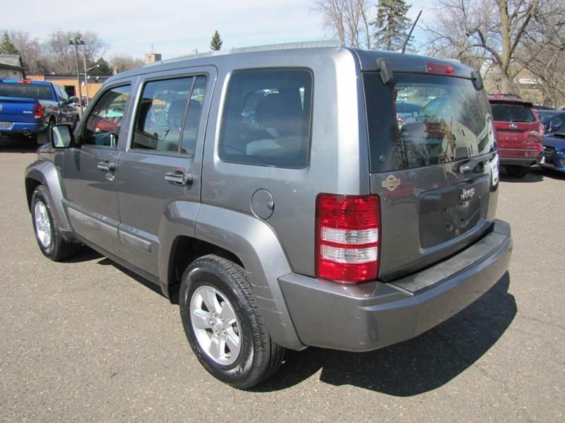 2012 Jeep Liberty Sport  - Oakdale MN