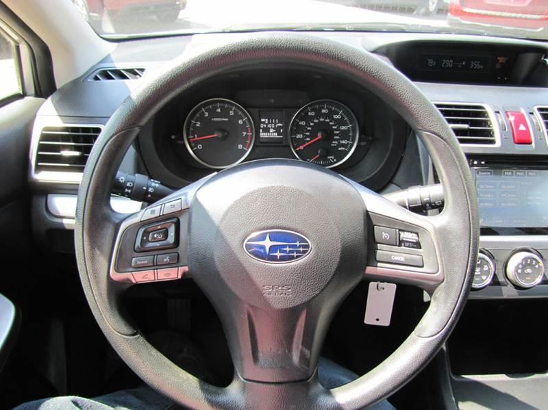 2015 Subaru XV Crosstrek AWD 2.0i Premium 4dr Crossover 5M - Oakdale MN