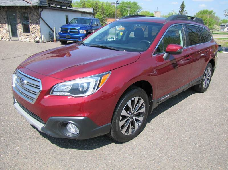 2015 Subaru Outback AWD 3.6R Limited 4dr Wagon - Oakdale MN