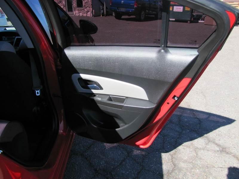 2014 Chevrolet Cruze LS Auto 4dr Sedan w/1SB - Oakdale MN
