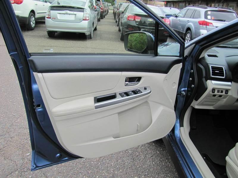 2015 Subaru XV Crosstrek 2.0i Limited AWD 4dr Crossover - Oakdale MN