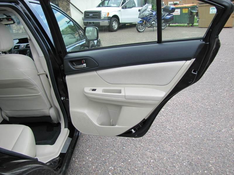 2013 Subaru Impreza 2.0i Limited AWD 4dr Sedan - Oakdale MN