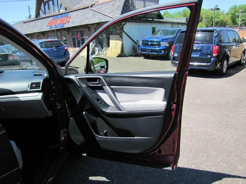 2014 Subaru Forester AWD 2.5i Premium 4dr Wagon CVT - Oakdale MN