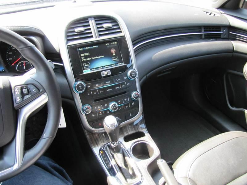 2014 Chevrolet Malibu LT 4dr Sedan w/2LT - Oakdale MN