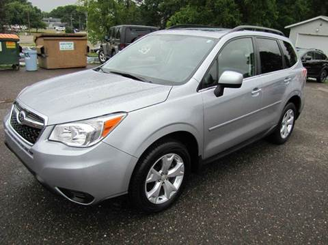 2015 Subaru Forester for sale in Oakdale, MN