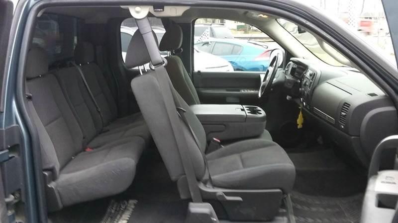 2008 Chevrolet Silverado 1500 4WD LT1 4dr Extended Cab 6.5 ft. SB - Lapeer MI