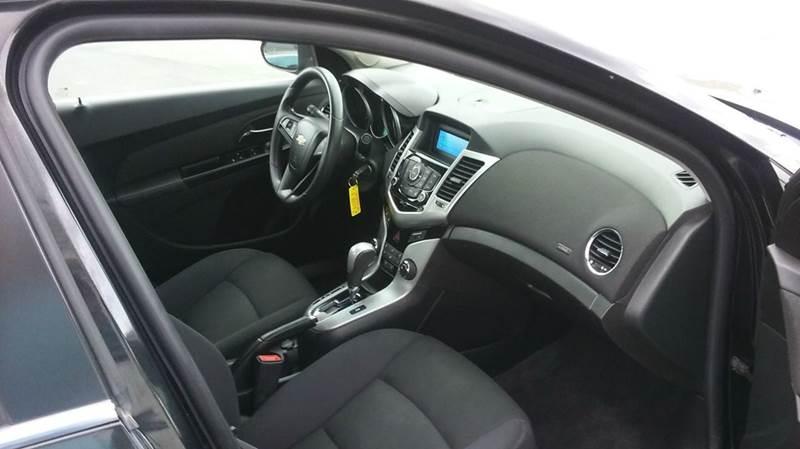 2012 Chevrolet Cruze LT Fleet 4dr Sedan - Lapeer MI