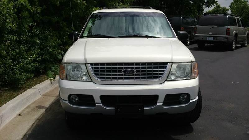 2002 Ford Explorer Limited 4WD 4dr SUV - Lapeer MI