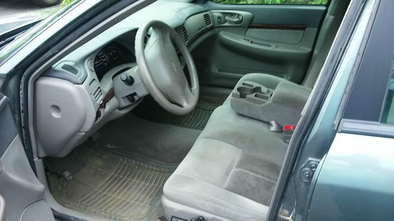 2004 Chevrolet Impala 4dr Sedan - Lapeer MI