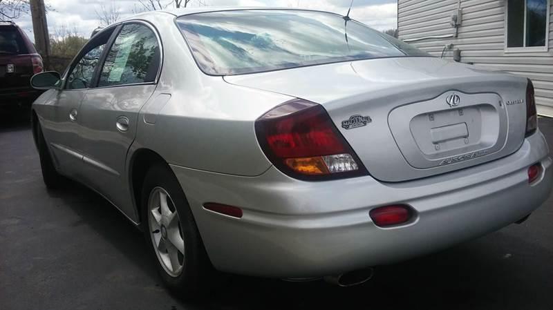 2001 Oldsmobile Aurora 3.5 4dr Sedan - Lapeer MI