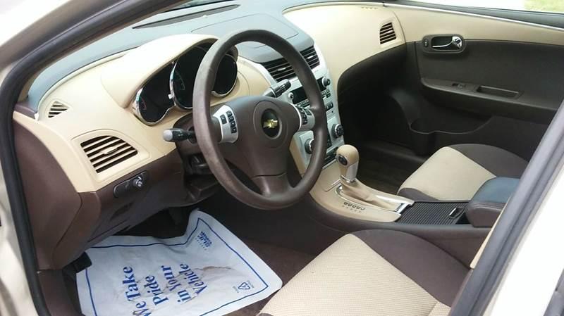 2012 Chevrolet Malibu LS 4dr Sedan - Lapeer MI