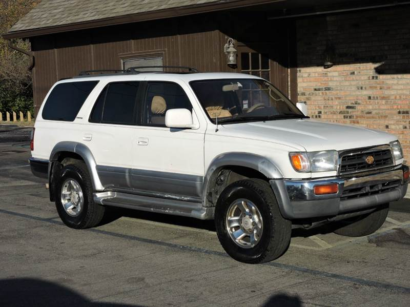 1998 toyota 4runner limited 4dr 4wd suv in indianapolis in morning star motors. Black Bedroom Furniture Sets. Home Design Ideas
