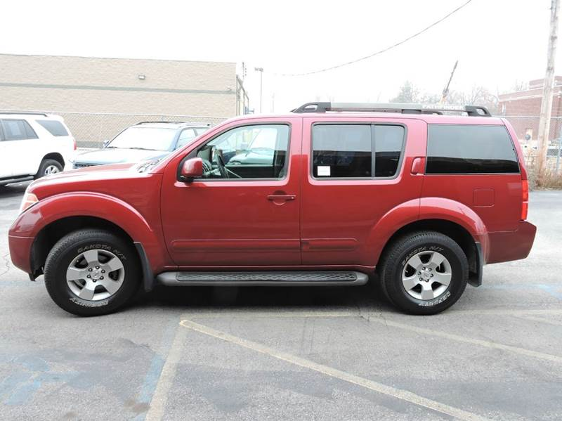 2007 nissan pathfinder le 4dr suv 4wd in indianapolis in. Black Bedroom Furniture Sets. Home Design Ideas