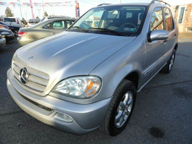 used 2004 mercedes benz m class ml350 awd 4matic 4dr in. Black Bedroom Furniture Sets. Home Design Ideas