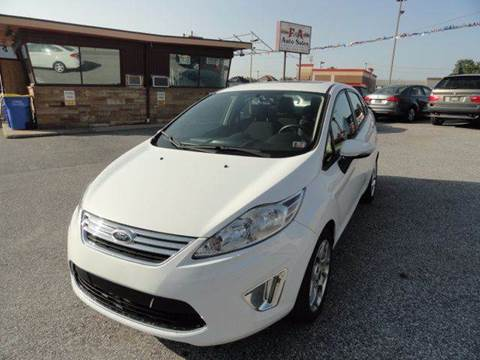 2011 Ford Fiesta for sale in York, PA