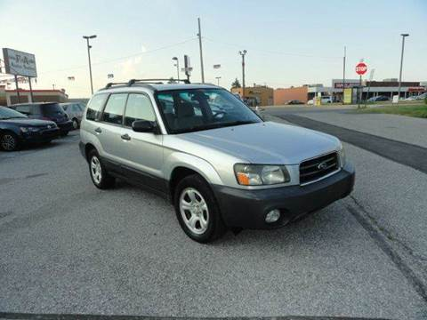 2003 Subaru Forester for sale in York, PA