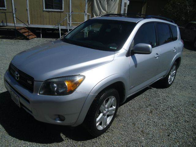 2007 TOYOTA RAV4 SPORT 4DR SUV silver 2-stage unlocking - remote abs - 4-wheel antenna type - m