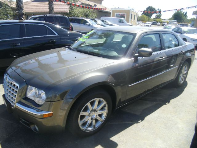 2008 CHRYSLER 300 LIMITED SEDAN grey 2-stage unlocking - remote abs - 4-wheel adjustable pedals