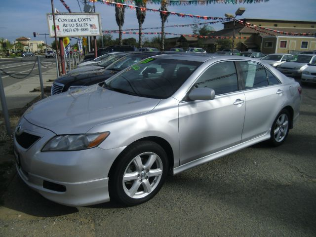 2008 TOYOTA CAMRY SE 4DR SEDAN 5A silver 2-stage unlocking - remote abs - 4-wheel air filtration