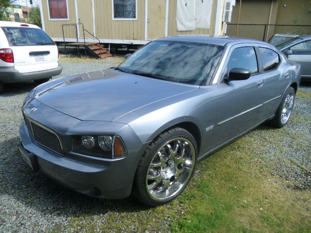 2007 DODGE CHARGER BASE 4DR SEDAN charcoal 2-stage unlocking - remote airbag deactivation - occu