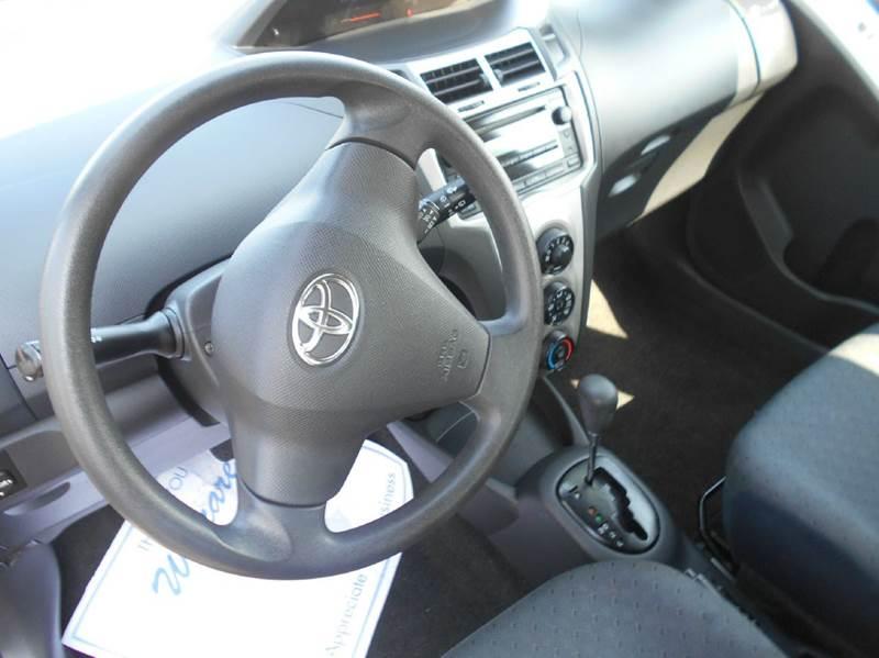 2009 TOYOTA YARIS S 4DR HATCHBACK 4A