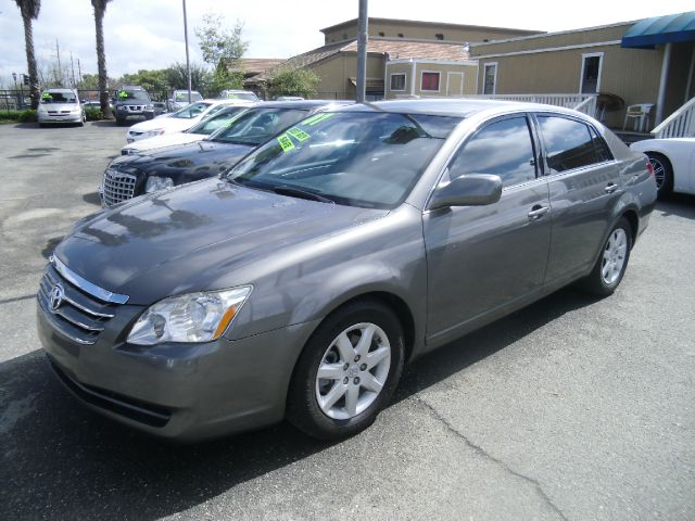 2007 TOYOTA AVALON XL 4DR SEDAN charcoal 2-stage unlocking - remote abs - 4-wheel air filtratio
